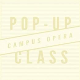 Pop-Up Class